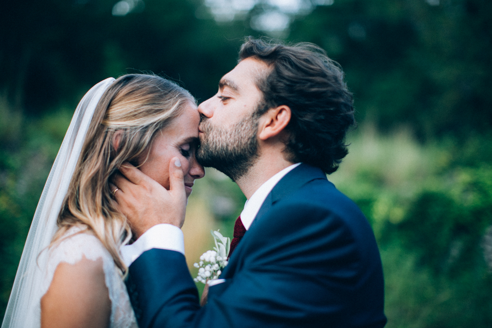 Un mariage à Gordes dans le Luberon - Ingrid Lepan - Photographe mariage Luberon