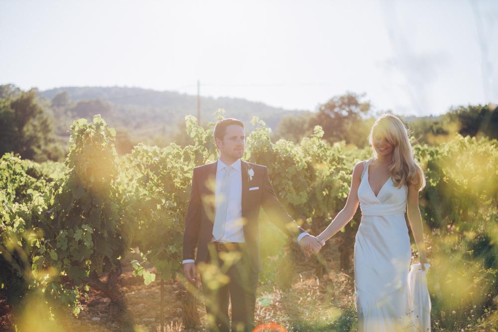 Un mariage en Provence - Photographe mariage Provence - Ingrid Lepan