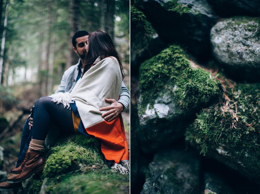 Une balade à deux en forêt, une-seance-engagement-en-foret-ingrid-lepan-photographe-3