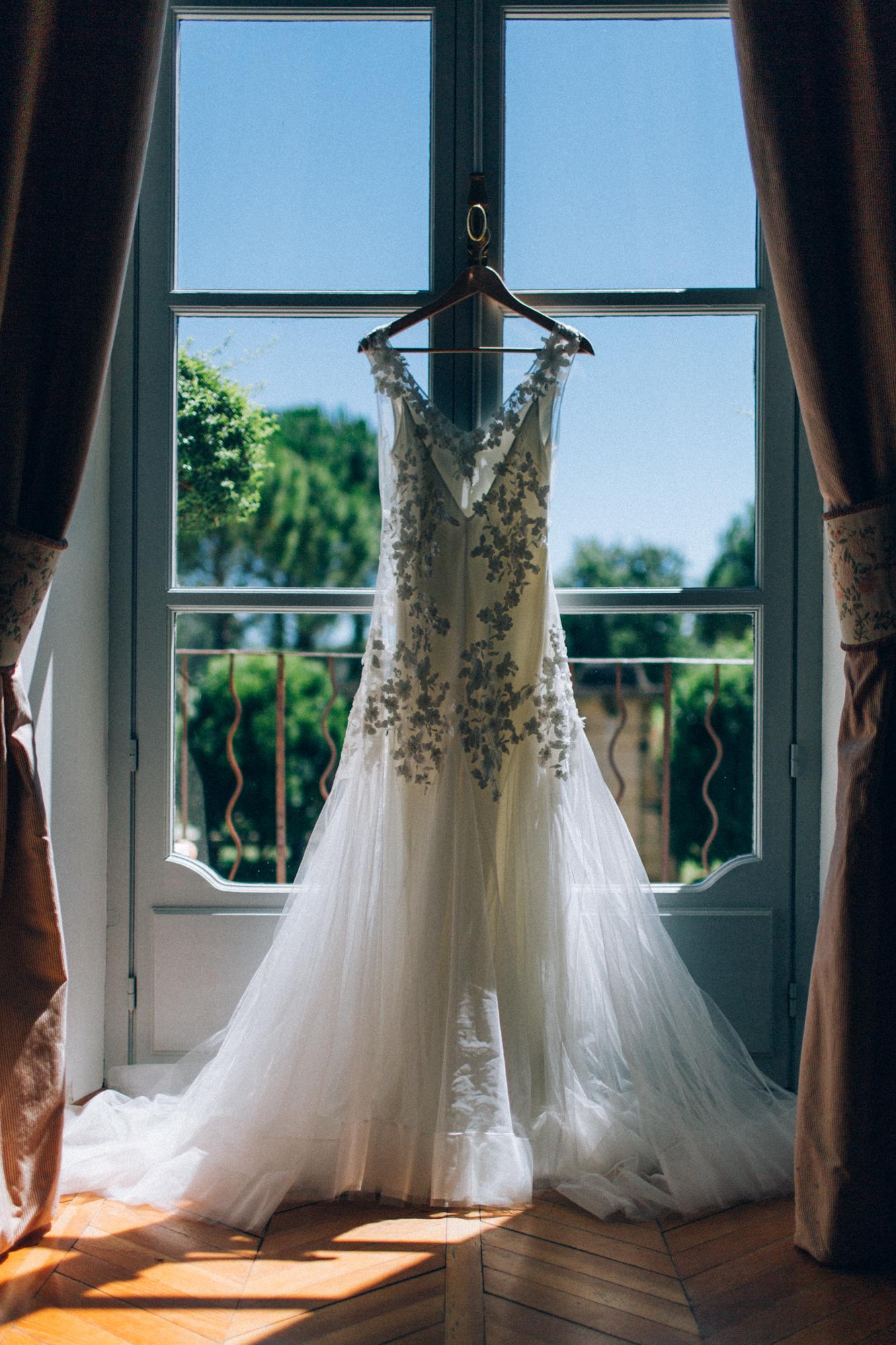 elegant provence wedding - ingrid lepan - wedding photographer